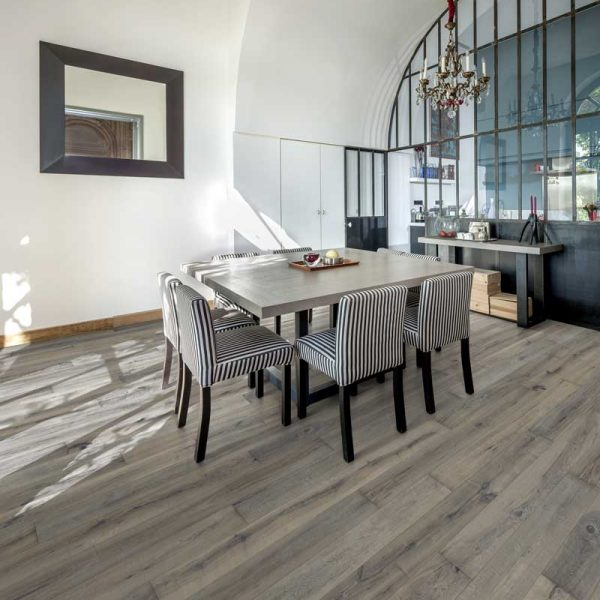 Kahrs Maple Bruma Engineered Wood Flooring - Room Set