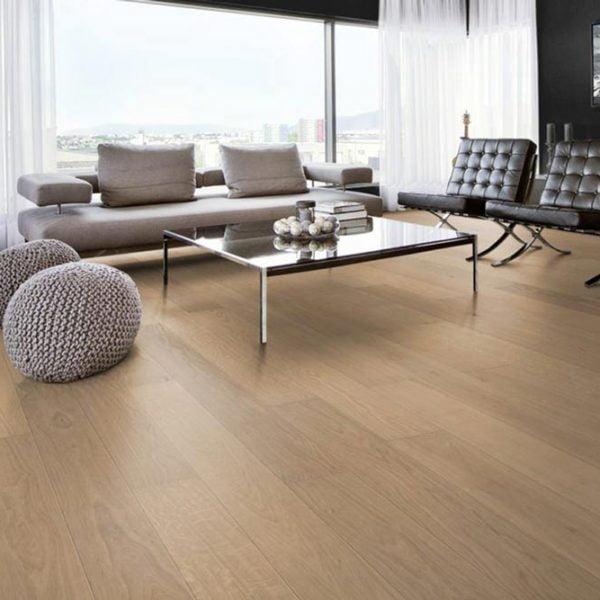 Kahrs Oak Nouveau White - Room