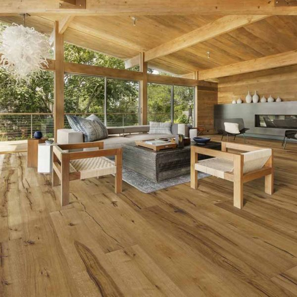 Kahrs Oak Chateau Engineered Wood Flooring - Room Set