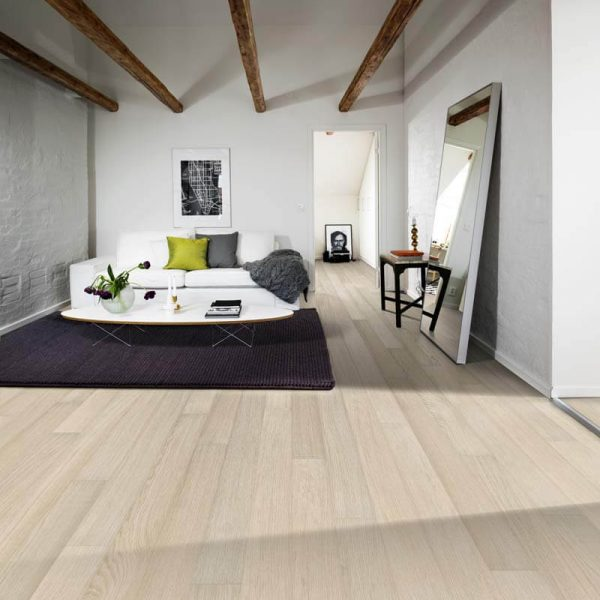 Kahrs Oak Dome Engineered Wood Flooring - Room Set