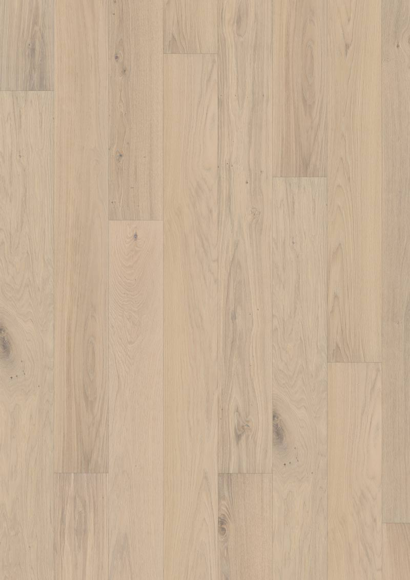 Kahrs Oak Estoril Engineered Flooring Original Sand