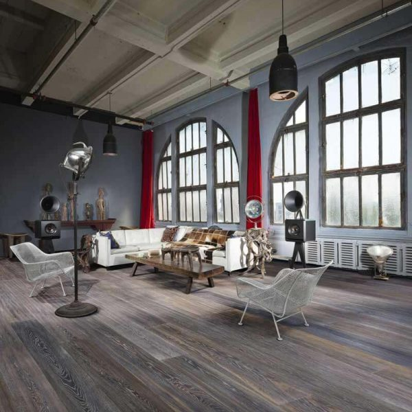 Kahrs Oak Maison Engineered Wood Flooring - Room Set