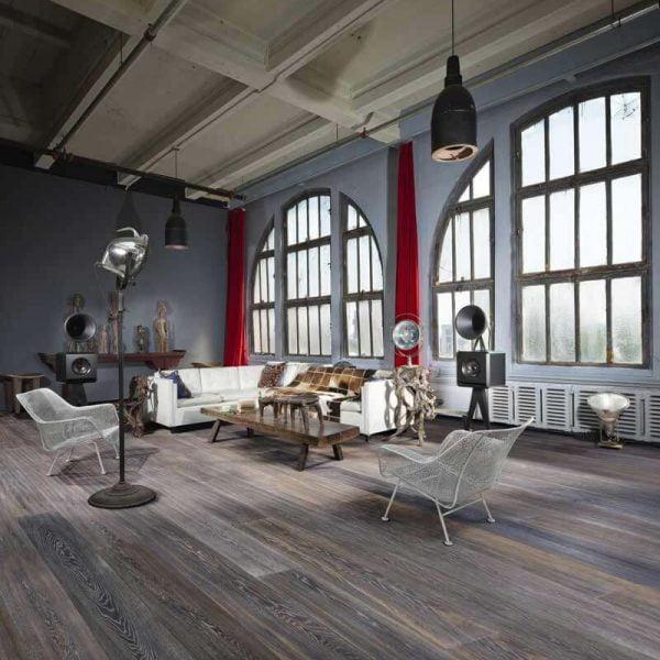 Kahrs Oak Maison Engineered Wood Flooring - Room Set