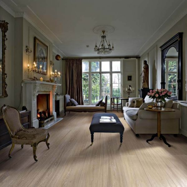 Kahrs Oak Manor Engineered Wood Flooring - Room Set