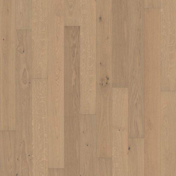 Kahrs Oak Nouveau White Engineered Wood Flooring