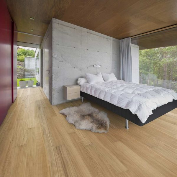 Kahrs Oak Tower Oiled Engineered Wood Flooring - Room Set