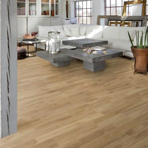 Kahrs Oak Verona 2 Strip Matt Lacquer - Room