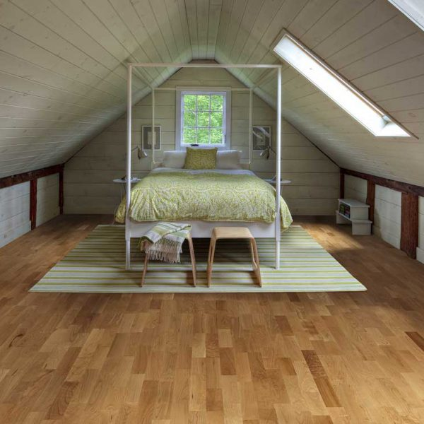Kahrs Cherry Savannah Engineered Wood Flooring - Room Set