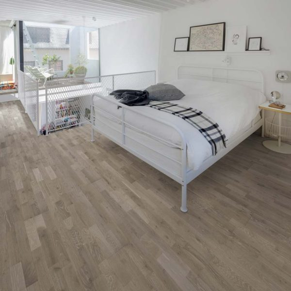 Kahrs Oak Alloy Engineered Wood Flooring - Room Set