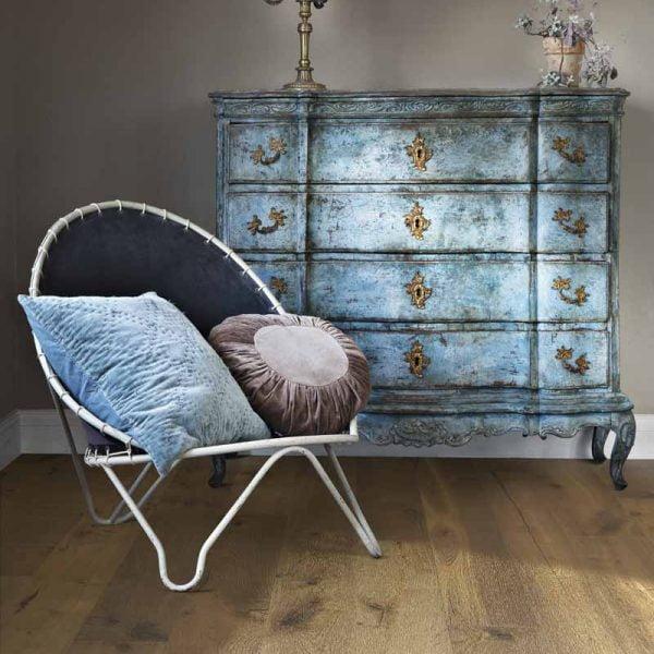 Kahrs Oak Fredrik Engineered Wood Flooring - Room Set