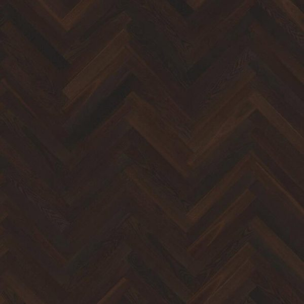 Kahrs Oak Herringbone AB Smoked Natural Oil