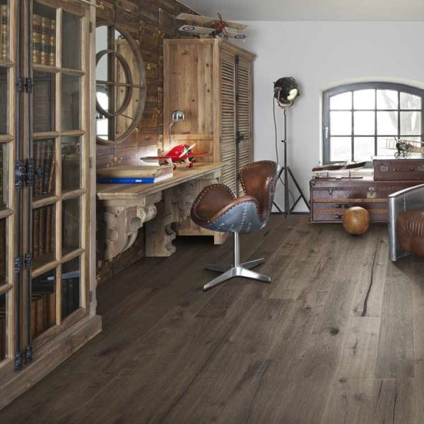Kahrs Oak Ulf Engineered Wood Flooring - Room Set