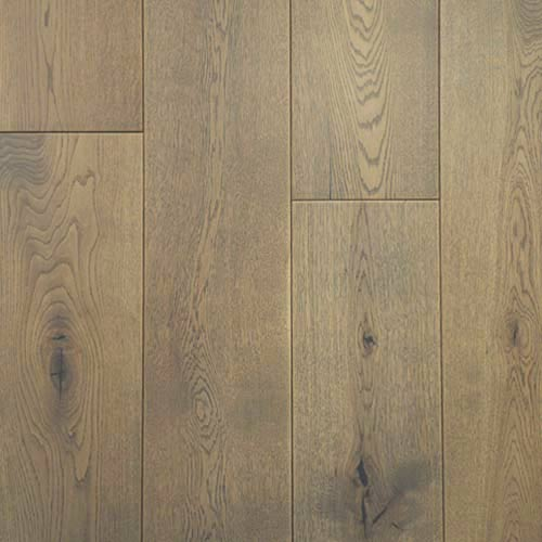 Lushwood Engineered Oak Light Grey Plank Floor LUSH0042