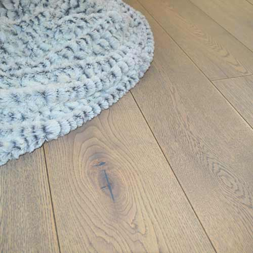 Lushwood Engineered Oak Light Grey Plank LUSH0042