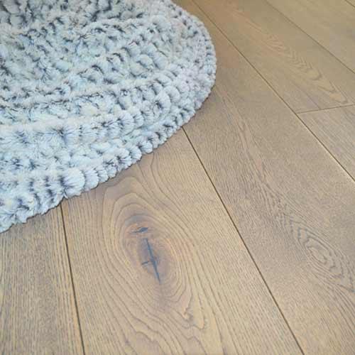 Lushwood Engineered Oak Light Grey Plank LUSH0042