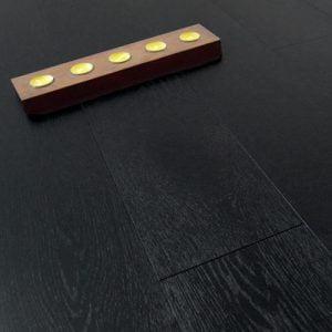 Lushwood Engineered Oak Nature Black Plank