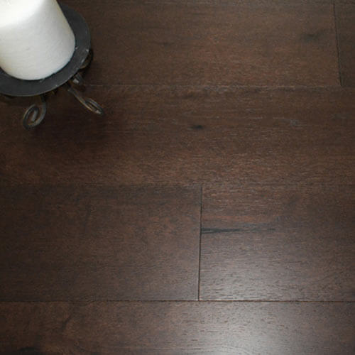 Lushwood Engineered Oak Nature Dark Brown Plank