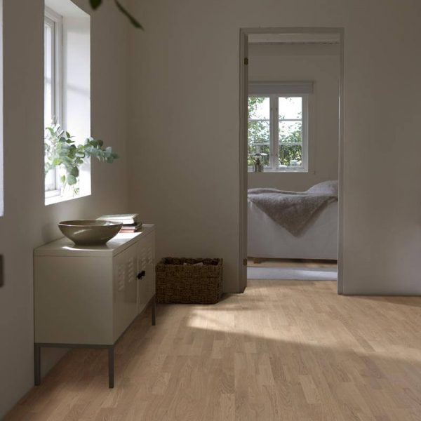 Kahrs Oak Abetone Engineered Wood Flooring - Room Set