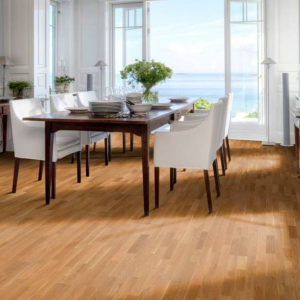 Kahrs Oak Lecco Matt Lacquer - Room