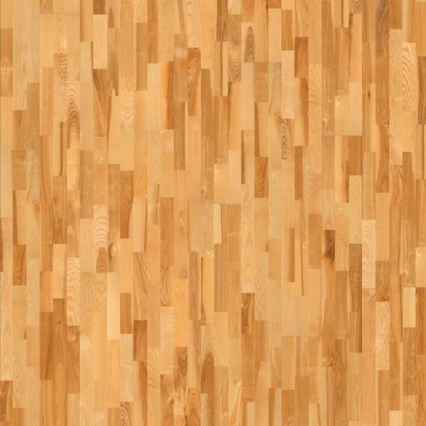 Kahrs Ash Kalmar Satin Lacquer Engineered Wood Flooring - Floor