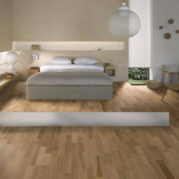 Kahrs Beech Viborg Oiled Engineered Wood Flooring - Room Set