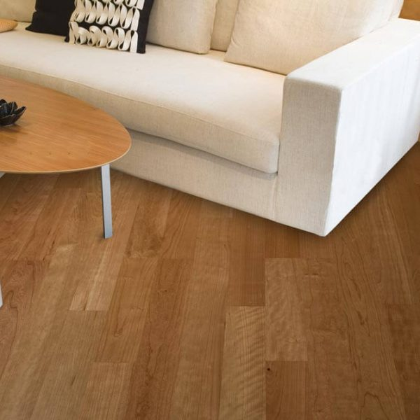 Kahrs Cherry Winter Engineered Wood Flooring - Room Set