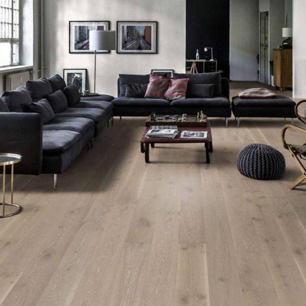 Kahrs Oak Nouveau Gray - Room 2
