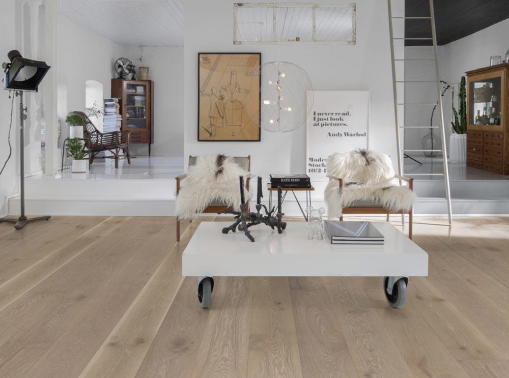 Kahrs Oak Nouveau Gray - Room 3
