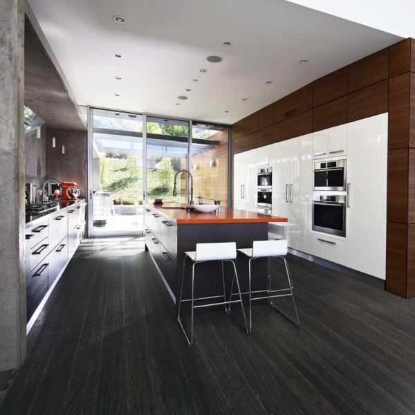 Kahrs Oak Castle Engineered Wood Flooring - Room Set