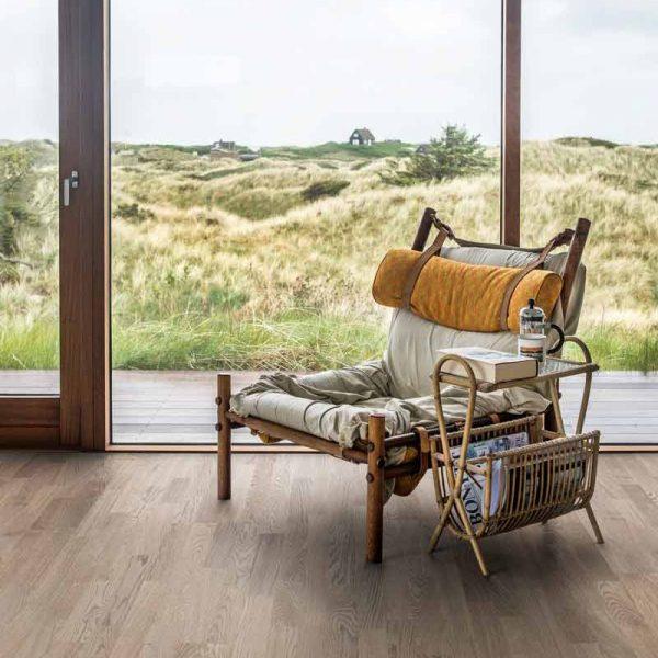 Kahrs Oak Eclipse Engineered Wood Flooring - Room Set