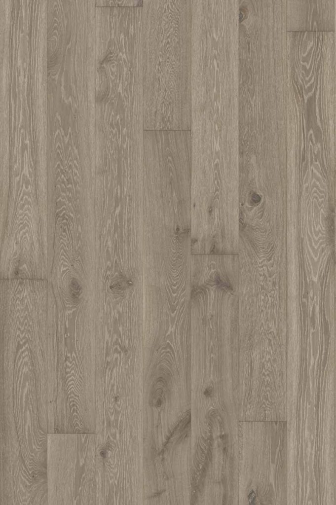 Kahrs Oak Nouveau Gray Engineered Wood Flooring