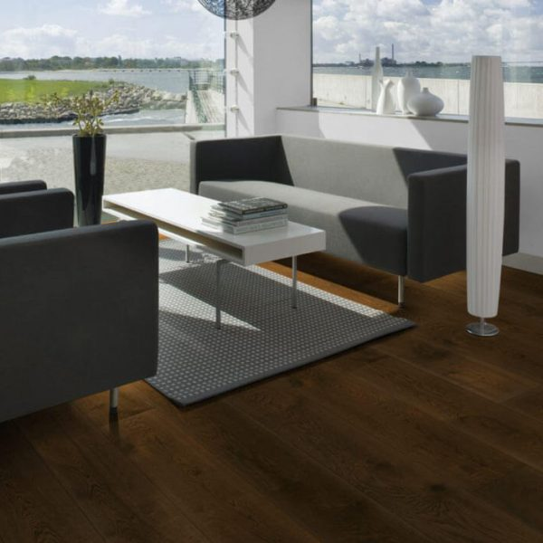Kahrs Oak Nouveau Tawny - Room
