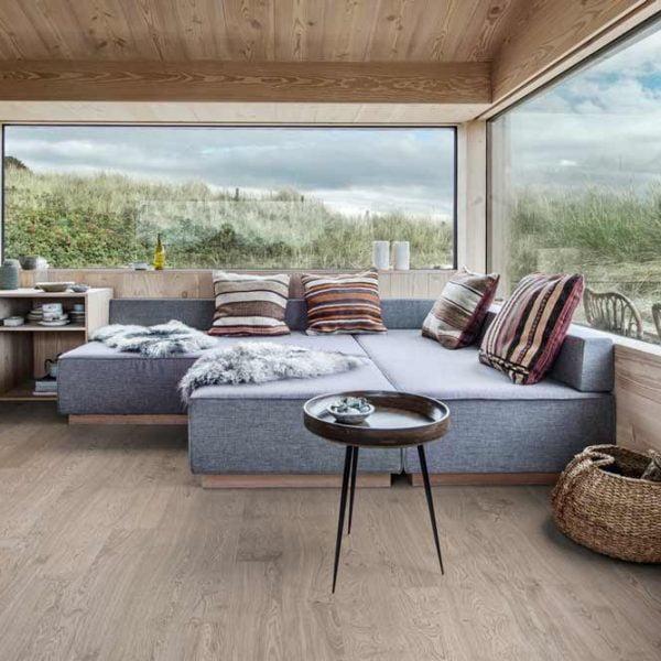 Kahrs Oak Shore Engineered Wood Flooring - Room Set