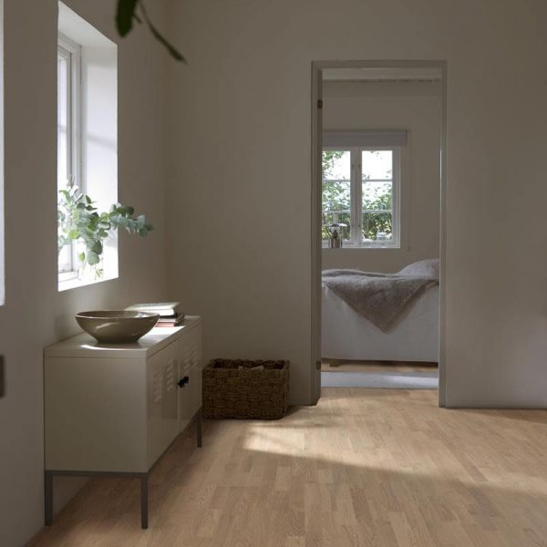 Kahrs Oak Sorrento Engineered Wood Flooring - Room Set