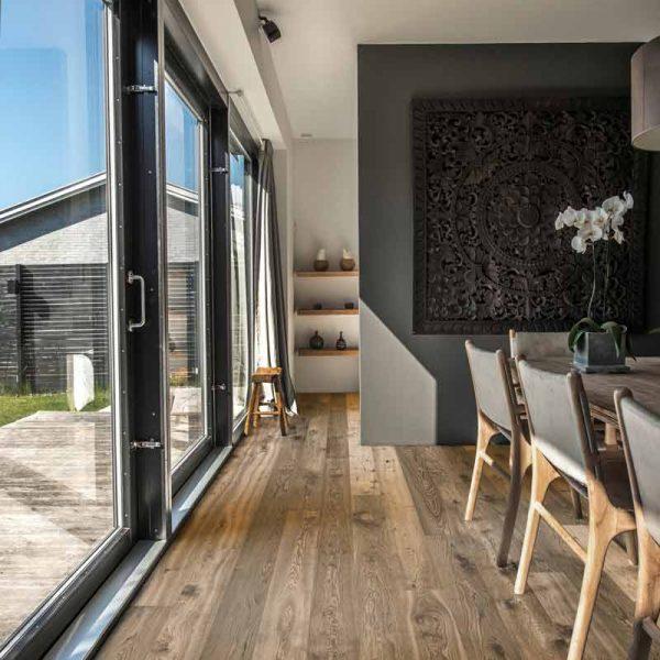 Kahrs Oak Terra Engineered Wood Flooring - Room Set