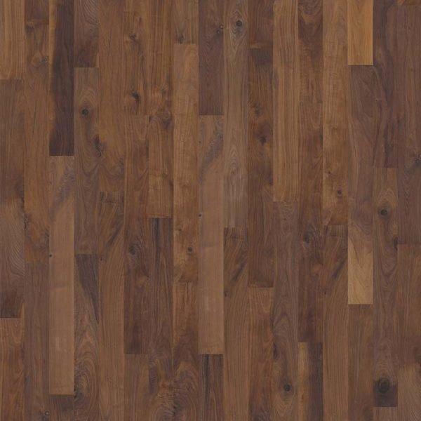 Kahrs Walnut Groove Engineered Wood Flooring