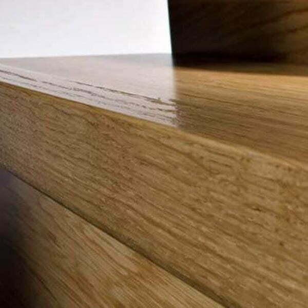 Kahrs Stairnose 13mm Woodloc 35 x 60 x 1200mm