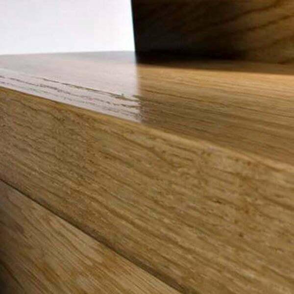 Kahrs Stairnose 15mm Woodloc 35 x 60 x 1830mm