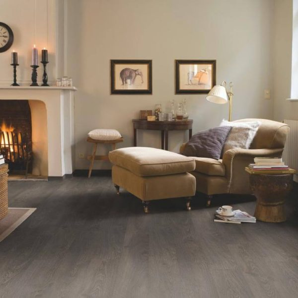 Quickstep Classic Old Oak Grey CLM1382 - Room