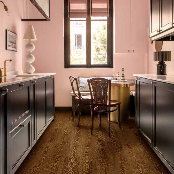 Quickstep Eligna Metallic Ceruse Oak Gold Planks EL3466 - Room