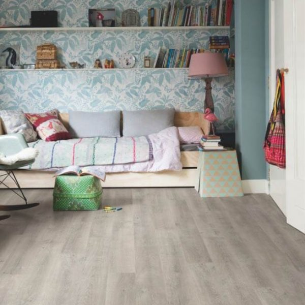 Quickstep Eligna Venice Oak Grey Planks EL3906 - Room