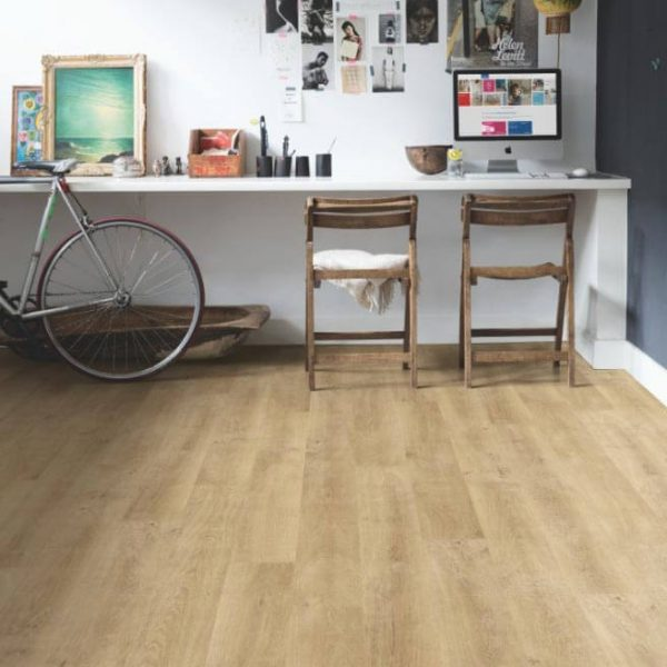 Quickstep Eligna Venice Oak Natural Planks EL3908 - Room