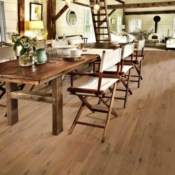 Kahrs Artisan Oak Wheat - Room