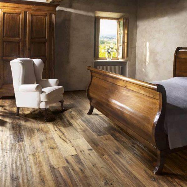 Kahrs Artisan Oak Rye - Room