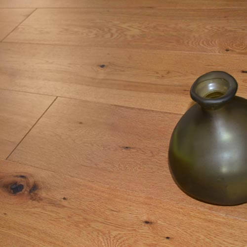 Lushwood Engineered Oak Nature Light Brown Plank - 141XDDEK01NV190