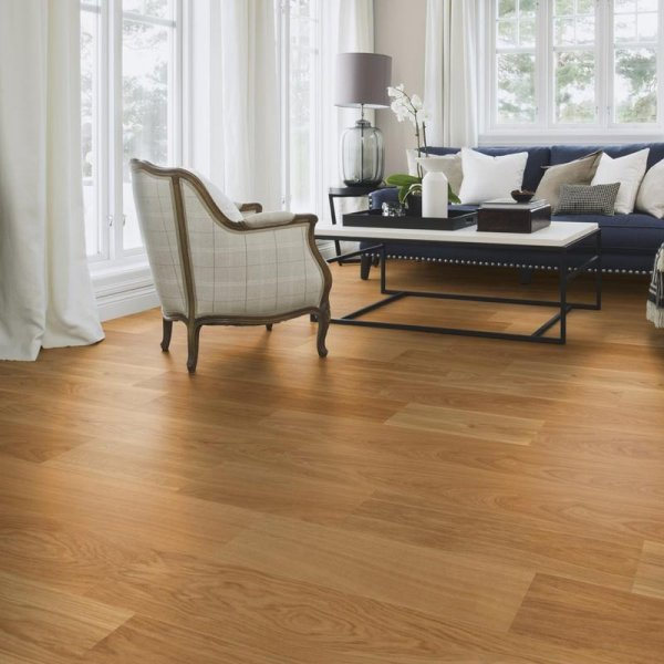 Boen Oak Castle Andante 209mm Oiled EBGV3KFD - Room