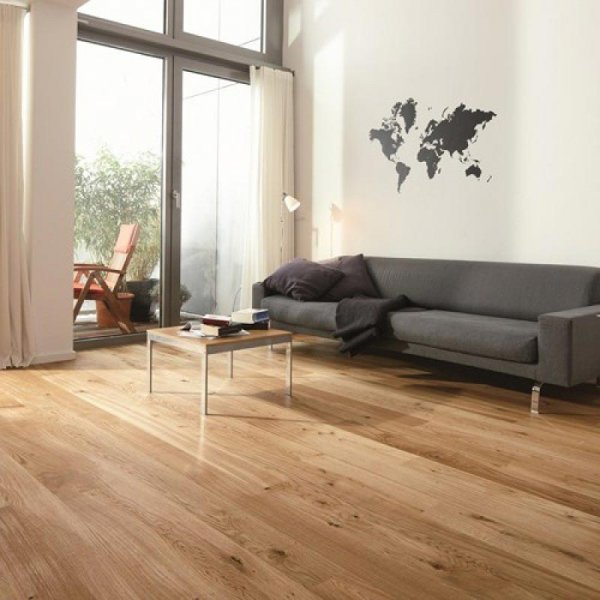 Boen Oak Castle Animoso 209mm Matt Lacquer EBGV45FD - Room