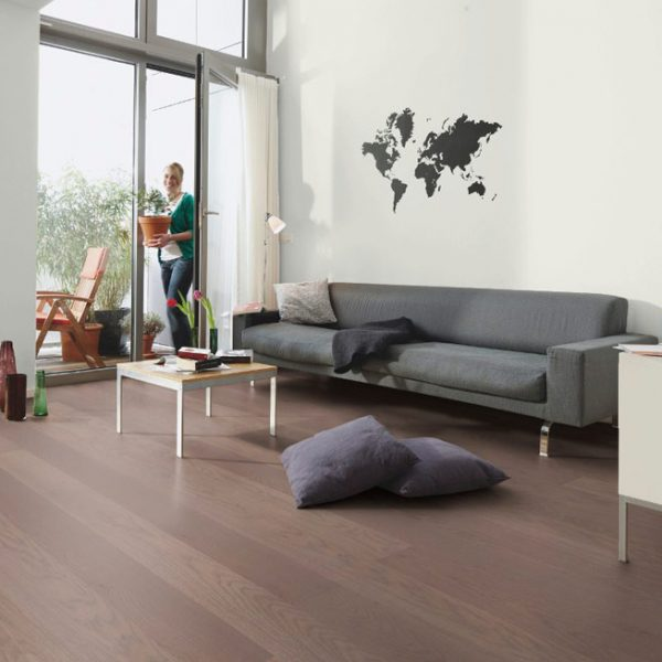 Boen Oak Arizona Andante 138mm Matt Lacquer EQG835PD - Room