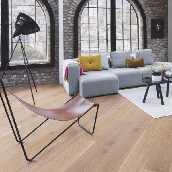 Boen Oak Fashion White Nights 209mm Oiled SBGVVMFD - Room