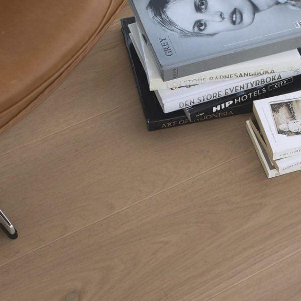 Boen Stonewashed Oak Sand 209mm Live Natural XHGV4MFD - Room